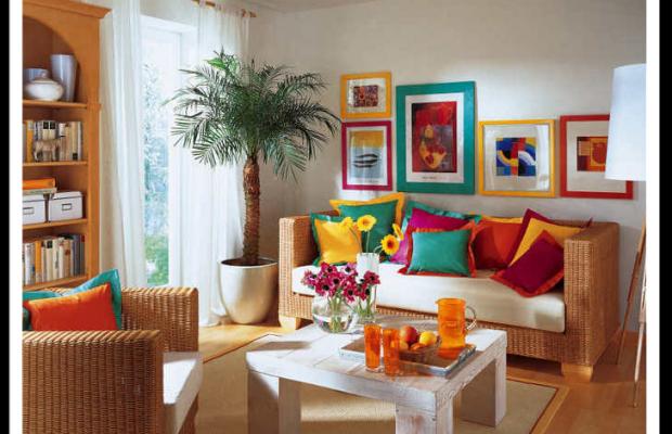 Decoracao De Sala Barata E Simples ~ Dicas de decoração simples e baratas  Luiza Burkinski