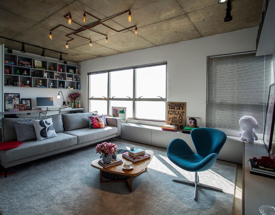 loft-de-44-m-tem-decoracao-industrial-e-toques-de-cor